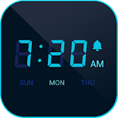Alarm Clock - Digital Clock, Timer, Bedside Clock