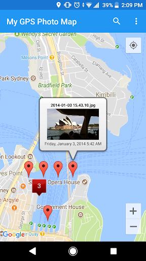 My GPS Photo Map 3.6.1 screenshots 2