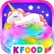 Download App Unicorn Chef: Slime DIY Cooking Games for Girls