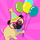 Download Happy Pet - Pet Birthday Greeting Cards Pic Frames For PC Windows and Mac