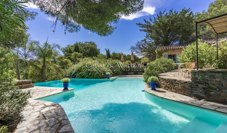 Propriété avec piscine Bormes-les-Mimosas