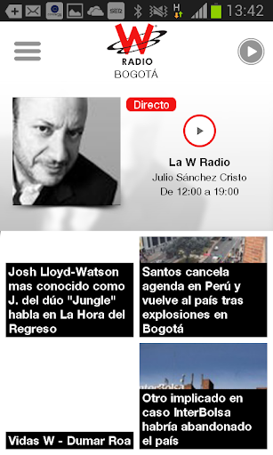 WRadio Colombia