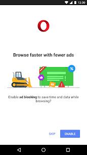 Opera Mini – fast web browser beta v38.0.2254.132736 APK 4