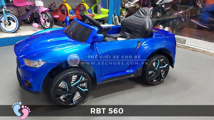 xe ô tô điện đồ chơi cho bé RBT-560P 5