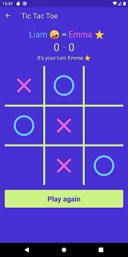 Tic Tac Toe 2020 Strategy Game 5.2.0 screenshots 1