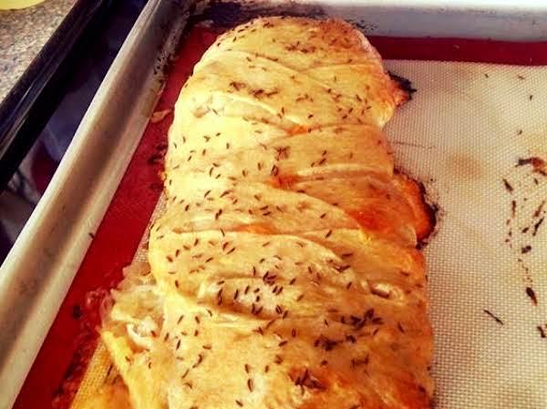 Reuben Stromboli Recipe