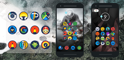 Zorun - Icon Pack APK
