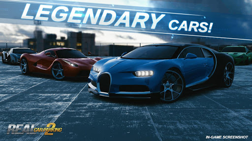 Real Car Parking 2 : Driving School 2018 (Mod Money)