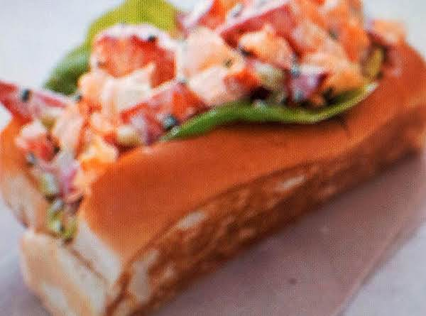 New England Lobster Rolls Recipe