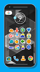 Mangis Icon Pack APK screenshot thumbnail 2