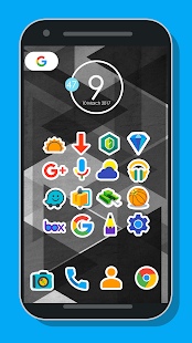 Mangis Icon Pack Screenshot