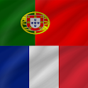 French - Portuguese : Dictionary & Education icon
