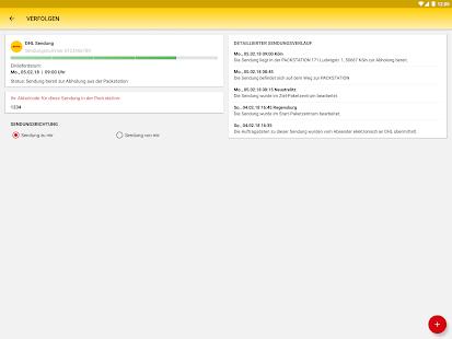 App DHL Paket APK for Windows Phone