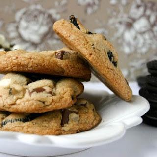 Double Chocolate Chunk Oreo Cookies