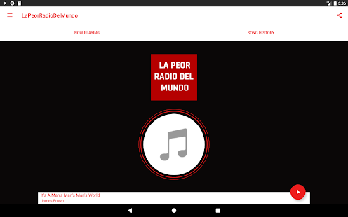 La Peor Radio Del Mundo Screenshot