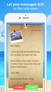 Bottled - Message in a Bottle Screenshot