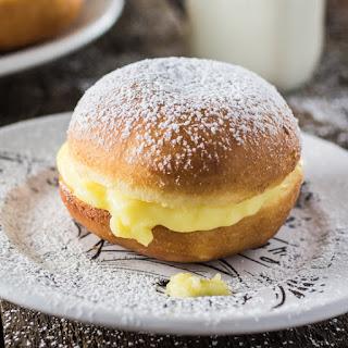Brazilian Cream Doughnuts.