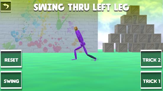 Vecbot Swing Thru - náhled