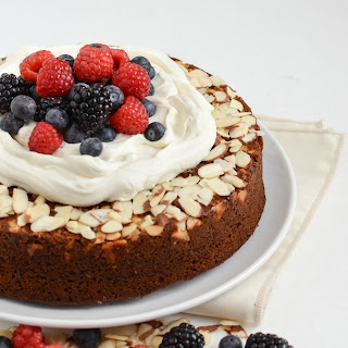 Whole Wheat Honey Cake