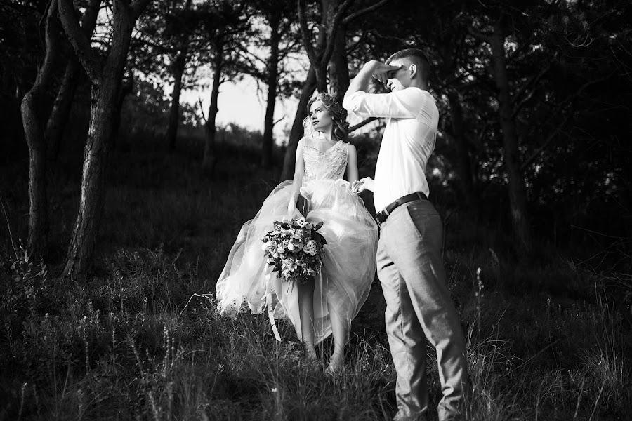 Wedding photographer Violetta Nagachevskaya (violetka). Photo of 12.08.2016