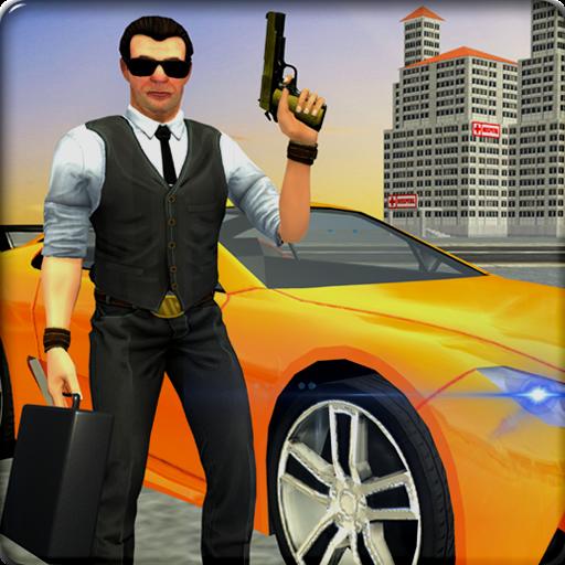 Car Stealing Crime Gangster 3D