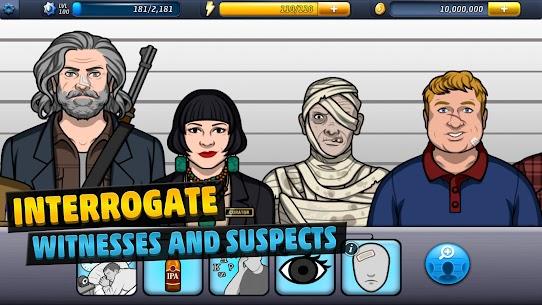 Criminal Case: Supernatural Investigations MOD (Money/Energy) 3