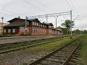 Photo: Tory, perony i zabudowania kolejowe {Ciechocinek; 2013-05-12}
