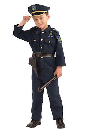 Polis, barn