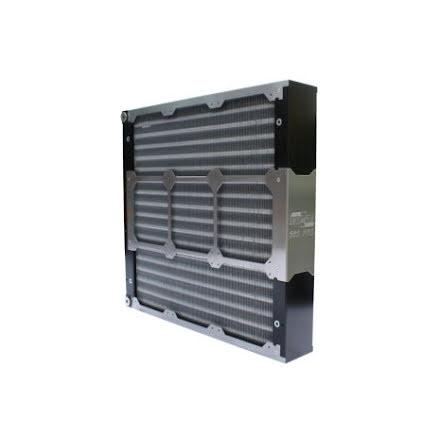 Watercool radiator, MO-RA3 9x120 PRO black, 9x120-65