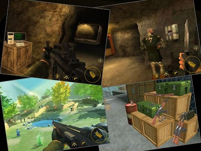 Yalghaar: FPS Gun Shooter Game- screenshot thumbnail