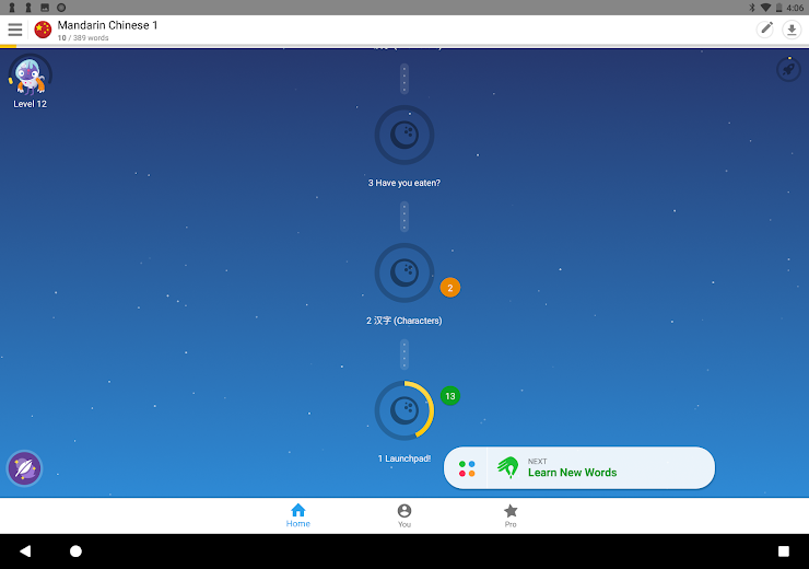 Screenshot 13 for Memrise's Android app'