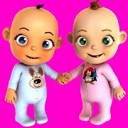 Download App Talking Baby Twins Newborn Fun