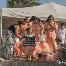 Wedding photographer Rodrigo Jimenez (rodrigojimenez). Photo of 16.09.2018