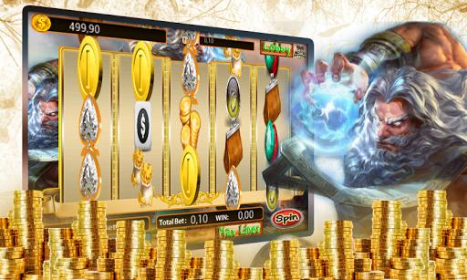 Zeuss Wheel Free Slots