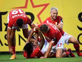 Standard blijft mee aan de leiding na een 1-2 zegen tegen Waasland-Beveren
