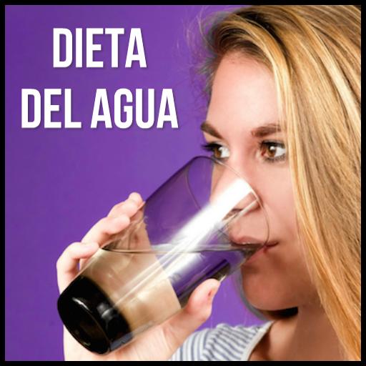 Dieta del agua para adelgazar (app)