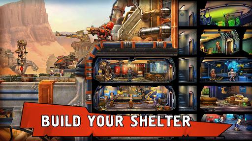 Shelter Waruff0dsurvival games in the Last City bunker apkdebit screenshots 9