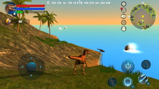 Velociraptor Simulator  screenshots 5