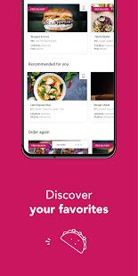 App foodora Sweden APK for Windows Phone