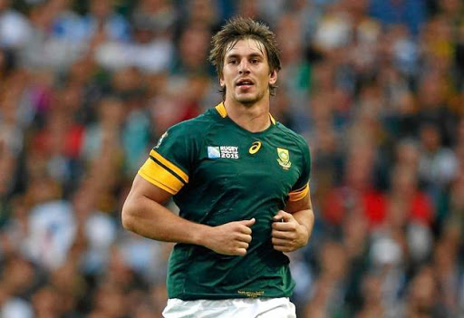 Eben Etzebeth is a tried and tested second rower in the Bok squad.
