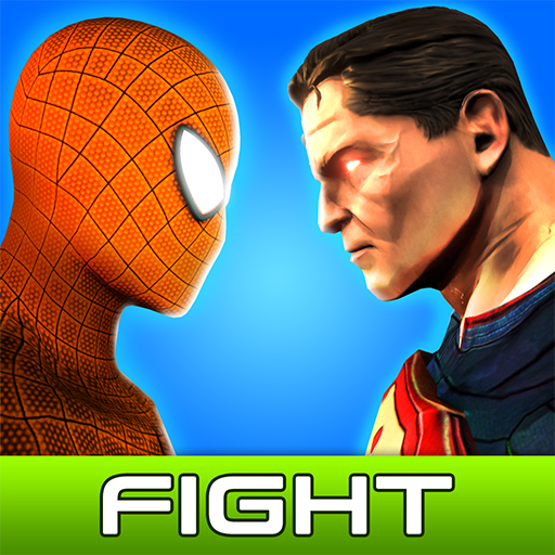 Superheroes Fight of Champions (game)