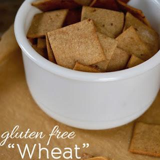 """Wheat"" Thins Copycat"