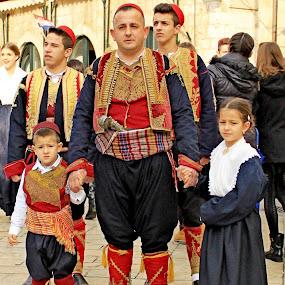Festa Sv. Vlaha by Vladimir Stojićević - Public Holidays Thanksgiving