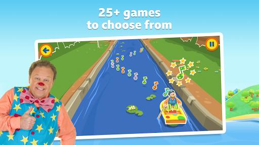 BBC CBeebies Playtime Island - Fun kids games 2.1.0 screenshots 1