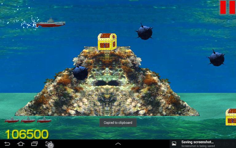 android Submarine Jack II Screenshot 2