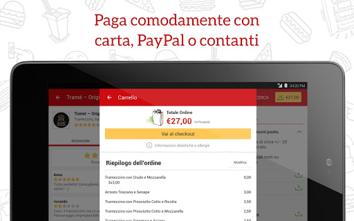 JUST EAT - Pizza a Domicilio screenshot 09