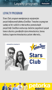 iCineStar- screenshot thumbnail