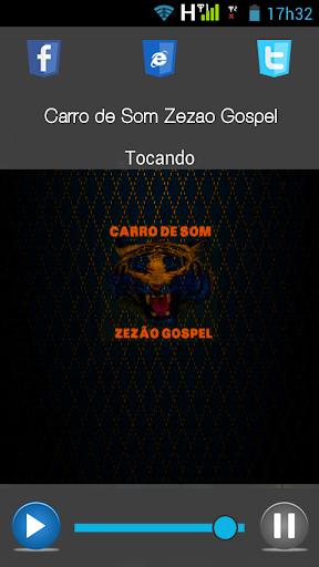 Carro de Som Zezão Gospel
