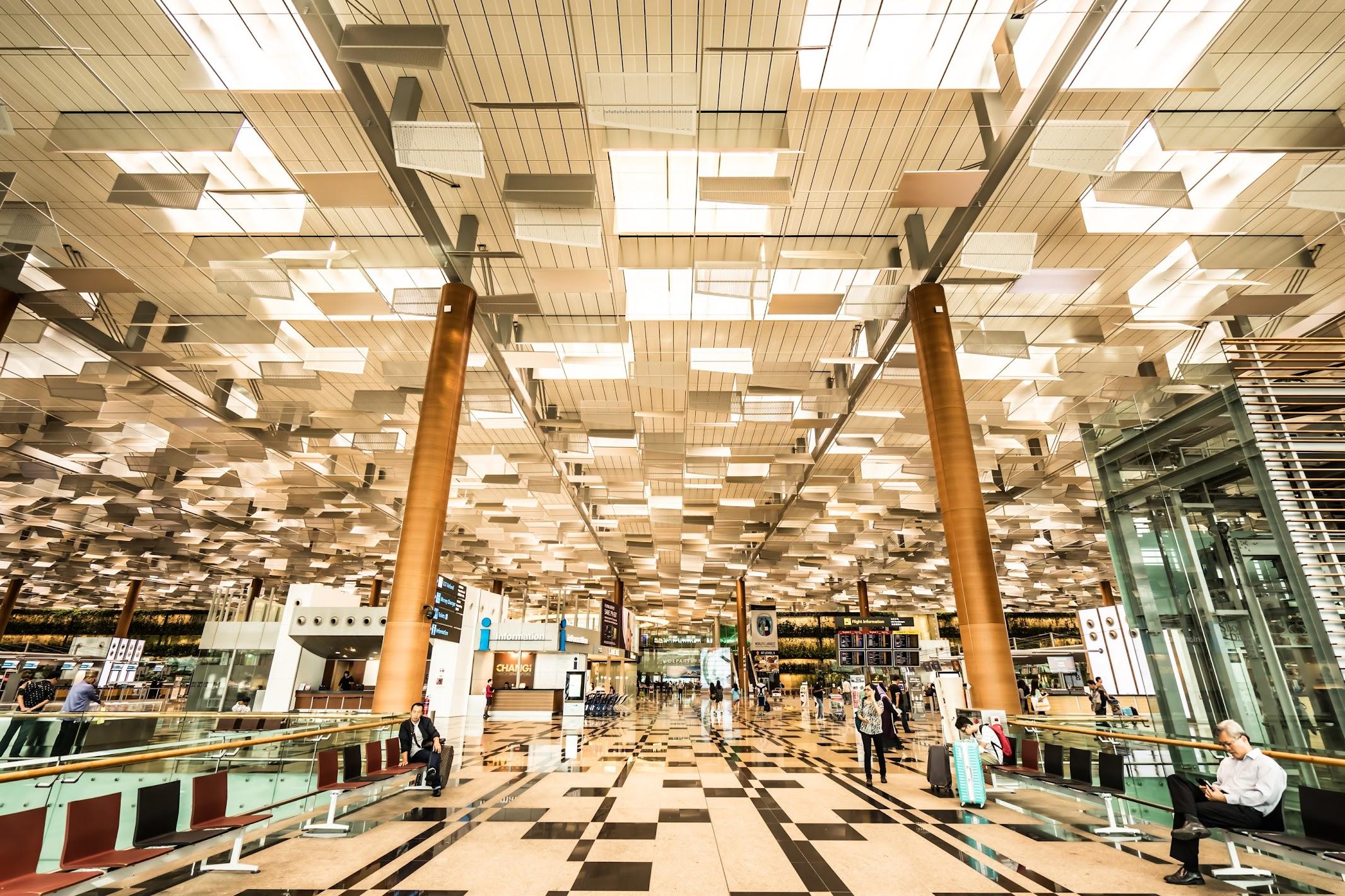 シンガポール チャンギ空港1