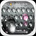 Glass Drop keyboard icon